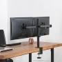 Suporte de Mesa para 2 Monitores / TVs até 32