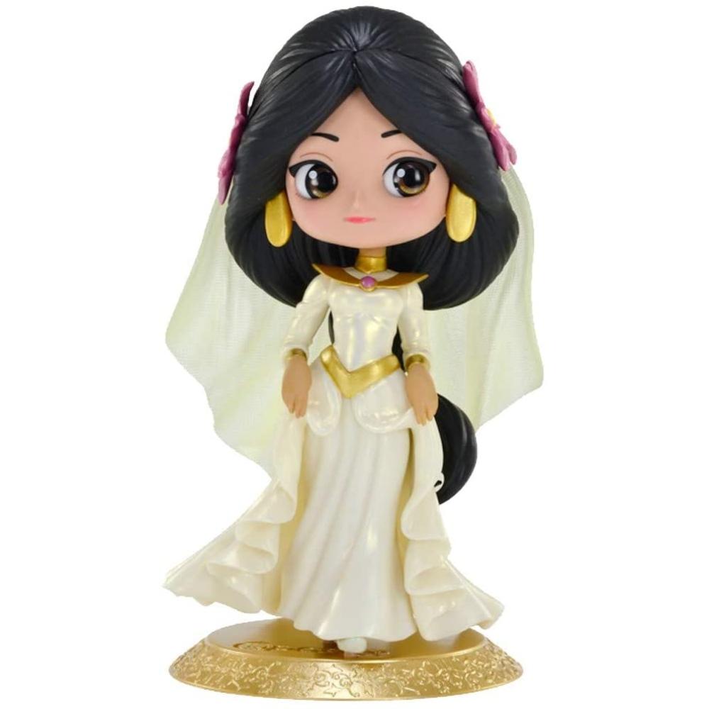 Action Figure Disney Aladdin - Princesa Jasmine - Q Posket Dreamy Style Special Collection -Bandai Banpresto 20671/20672