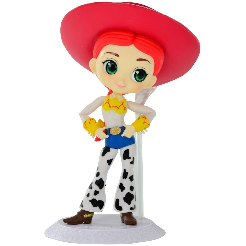Action Figure Disney Toy Story 4 - Jessie - Q Posket Dreamy Style Special Collection - Bandai Banpresto 20761/20762