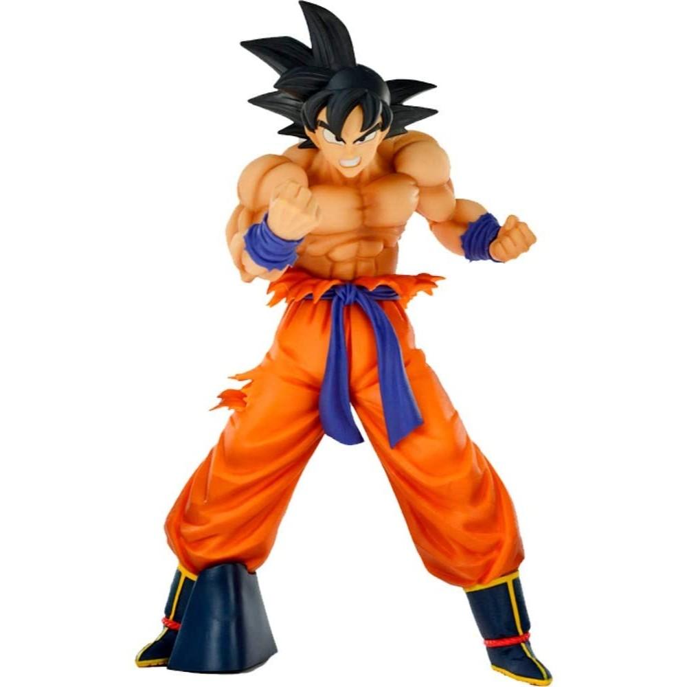 Action Figure Dragon Ball Z - Goku - Maximatic - Bandai Banpresto 20813/20814