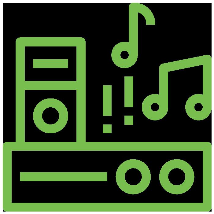 Áudio & Vídeo