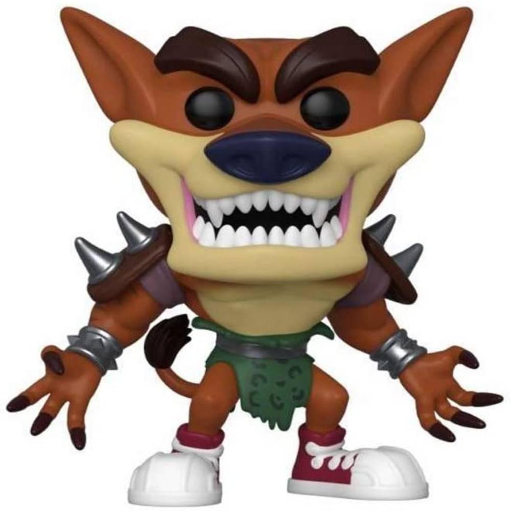 Funko POP! Games - Crash Bandicoot - Tiny Tiger - 533