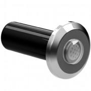 LUMINARIA HIPERLED9WRGB P/TUBO.50C/ACAB INOX CABO1