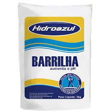 PH + MAIS PO BARRILHA HIDROAZUL 2KG - BAUMINAS