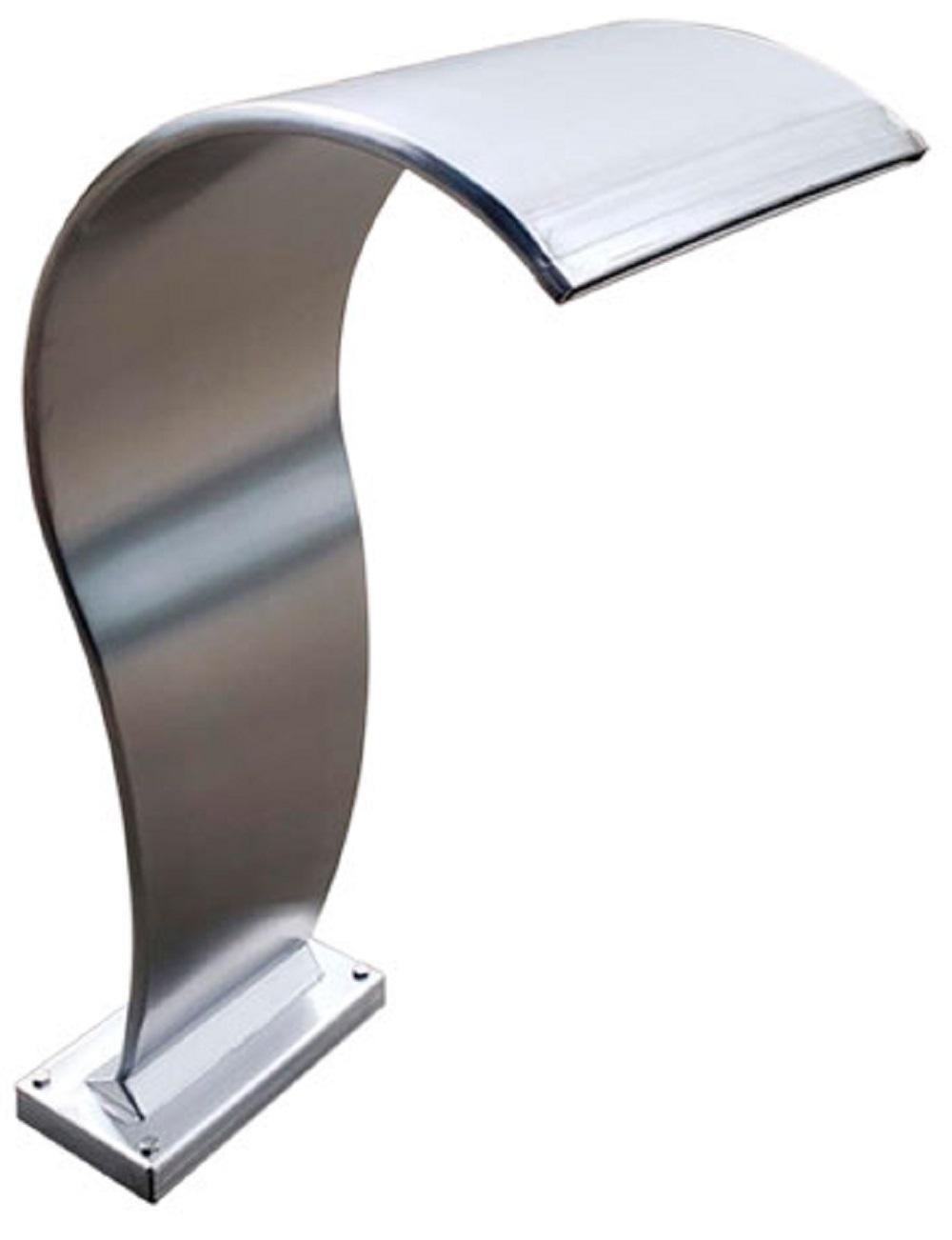 CASCATA H TECH  105x50cm- LIBRAINOX