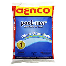 CLORO POOL-TRAT  GRAN 1KG - GENCO