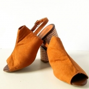 Ankle Boot Caramelo