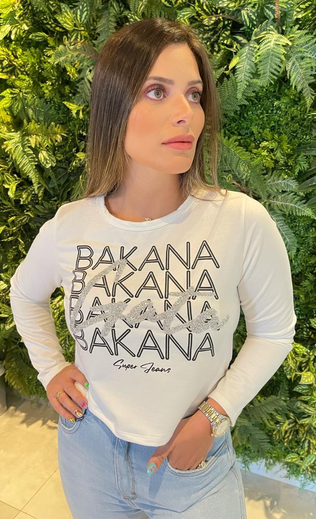 Blusão Atitude GataBakana