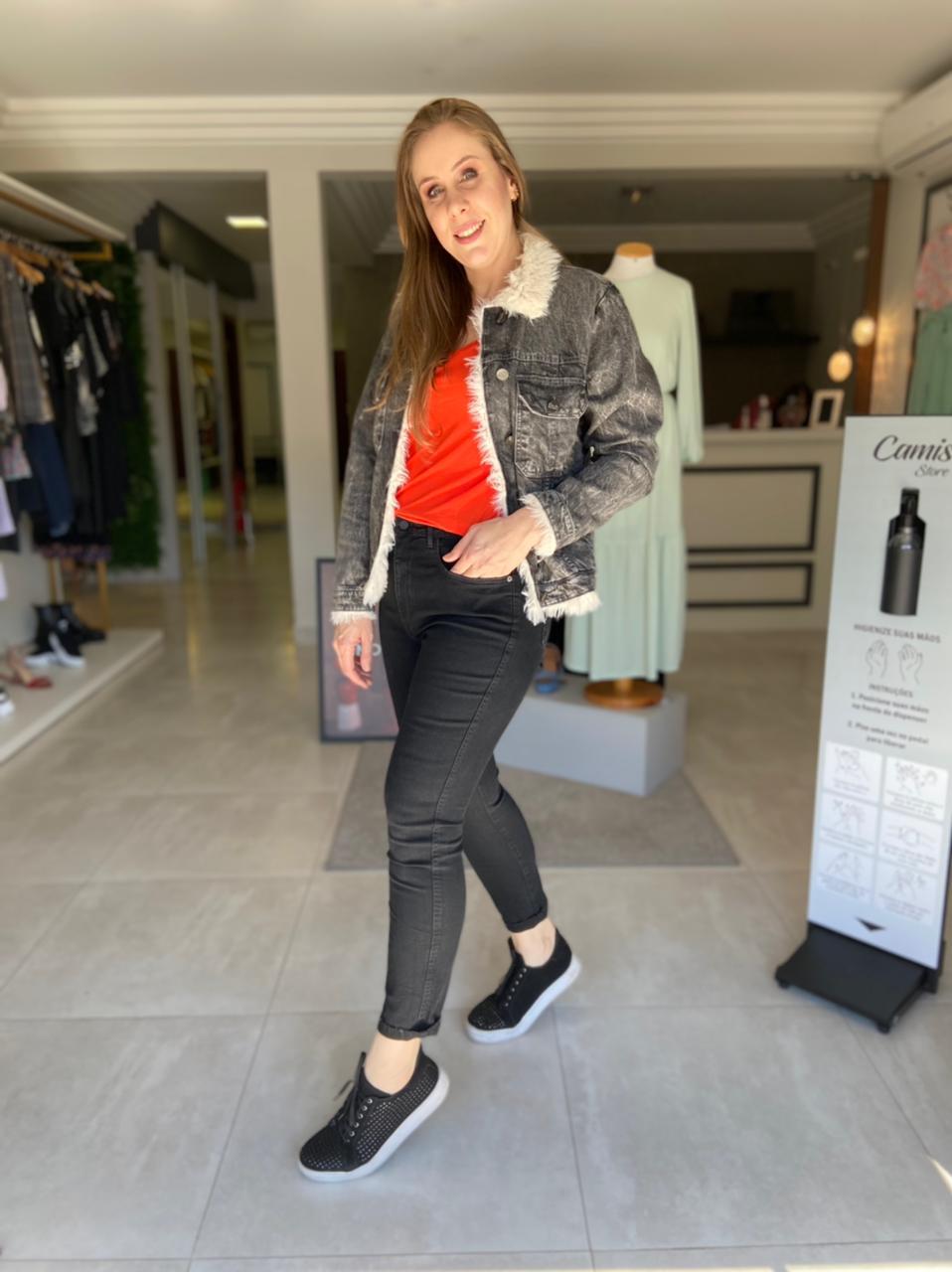 Calça Jeans Black Myft