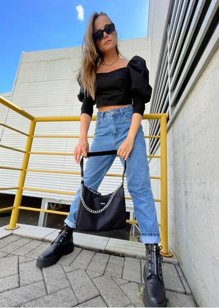 Calça Jeans MOM Myft
