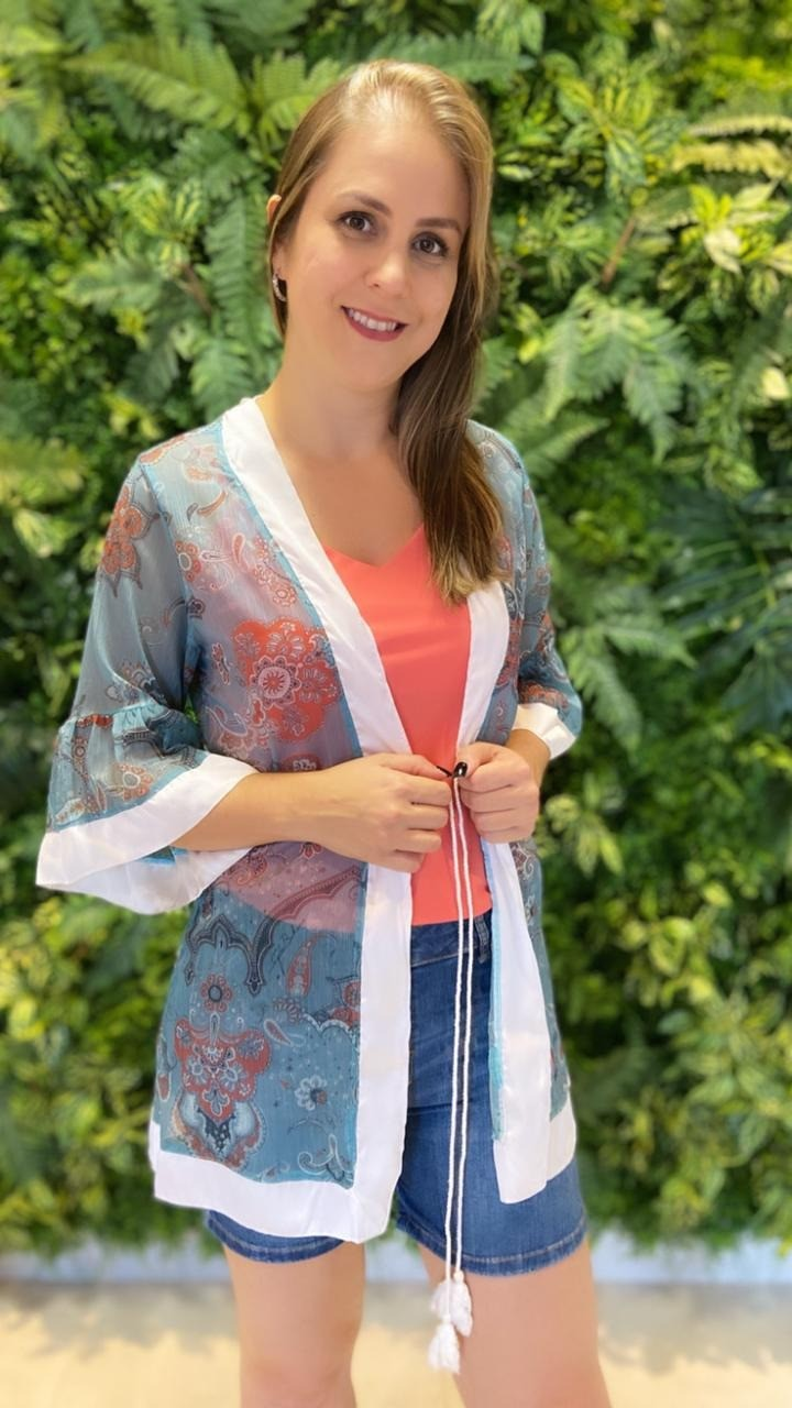Kimono Boho Gata Bakana