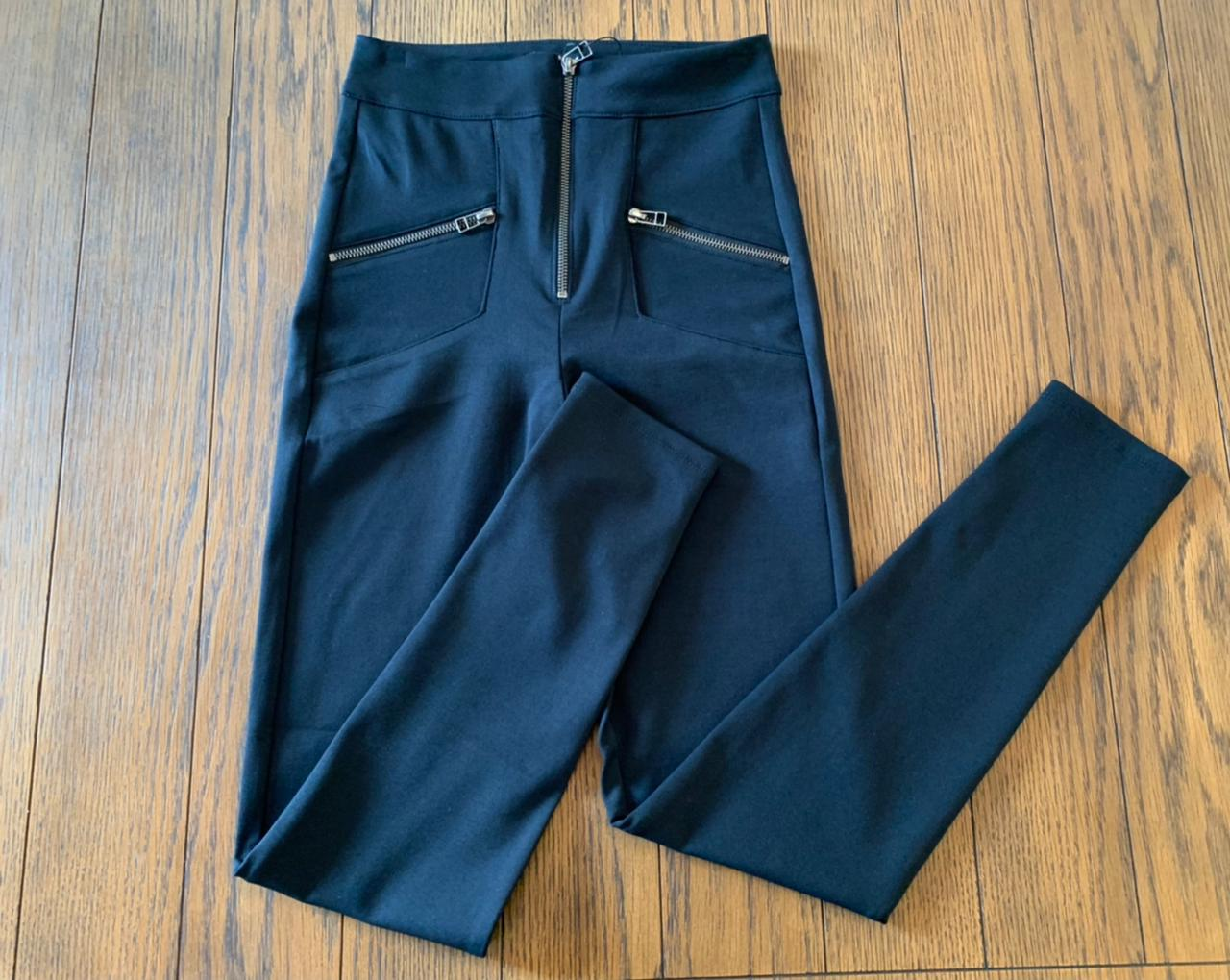 Legging Justo Black