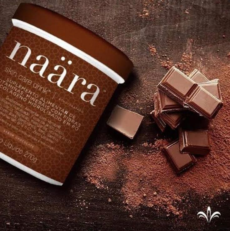 Naara Colágeno Verisol Chocolate