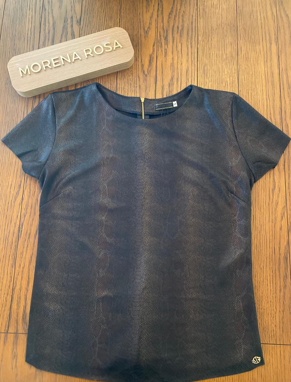 T-shirt Cobra Morena Rosa