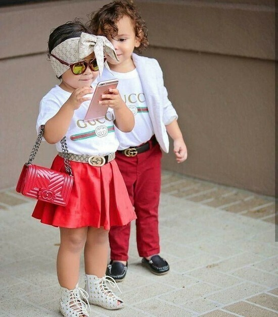 T-Shirt Gucci Infantil