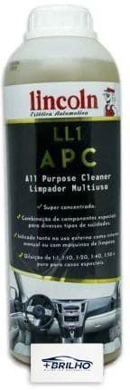 APC LL1 Limpador Multiuso Concentrado 1L Lincoln