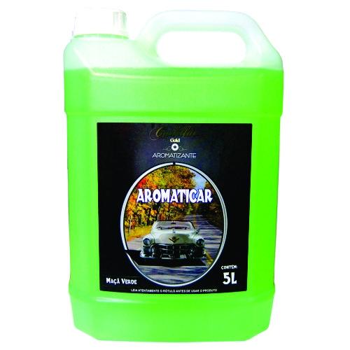 Aromaticar Aromatizante Maçã Verde 5 Litros Cadillac