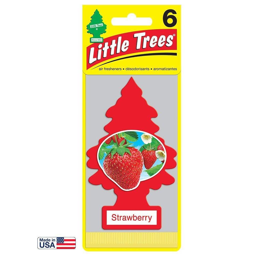 Aromatizante Strawberry Little Trees