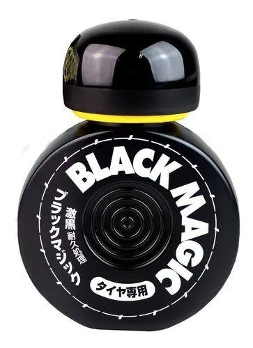 Black Magic Pneu Pretinho 150ml Soft99
