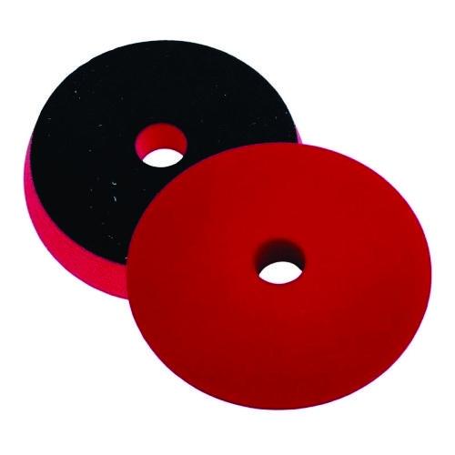 Boina de Espuma Vermelha Super Macia 5,5 Detailer
