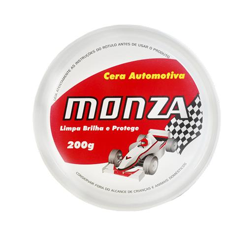 Cera Automotiva Monza 200g Pérola