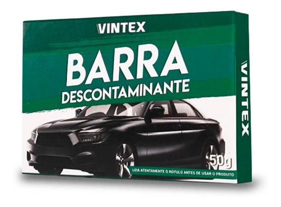 Clay Bar Barra Descontaminante VBar 50g Vintex