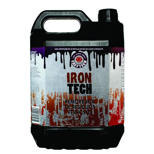 Descontaminante Ferroso Irontech 5 Litros Easytech