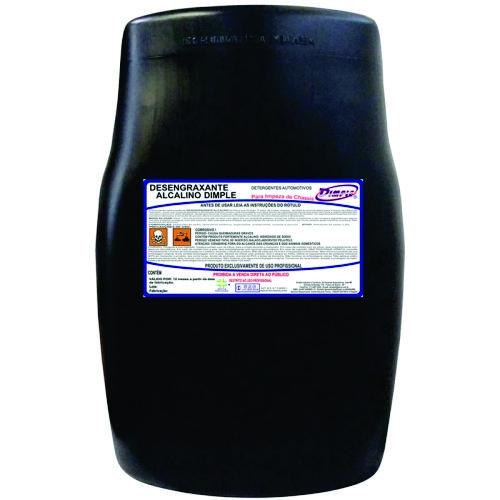 Desengraxante Alcalino 50L (Solupan) Dimple