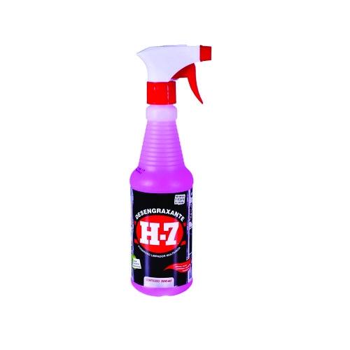 Desengraxante Multiuso Spray 500ml H7