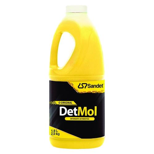 Detergente Automotivo DetMol 2 Litros Sandet