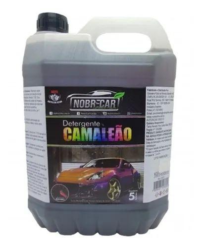 Detergente Camaleão Concentrado 5L Nobre Car