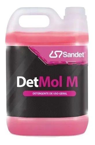 Detmol M Shampoo Lava Moto Concentrado 5L Sandet