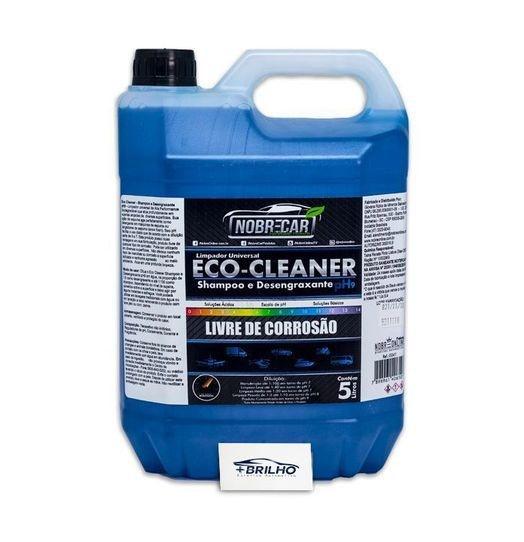 Eco Cleaner Espuma Blue 5L Nobre Car