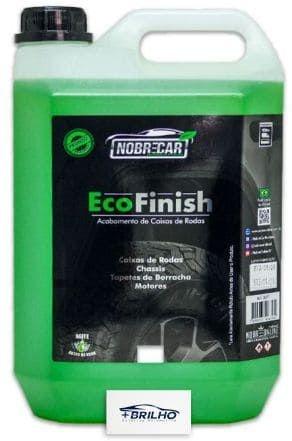 Eco Finish Acabamento Final 5L Nobre Car