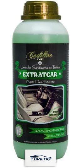 Extratcar Limpa Estofados 1L Cadillac