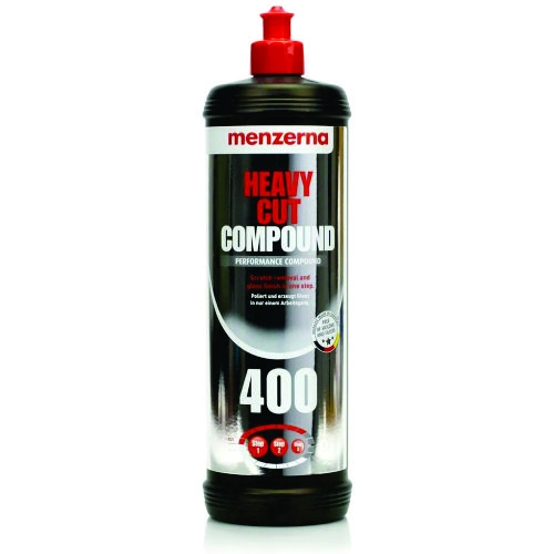 HCC 400 Heavy Cut Compound 400 - Composto de Corte 1L Menzerna
