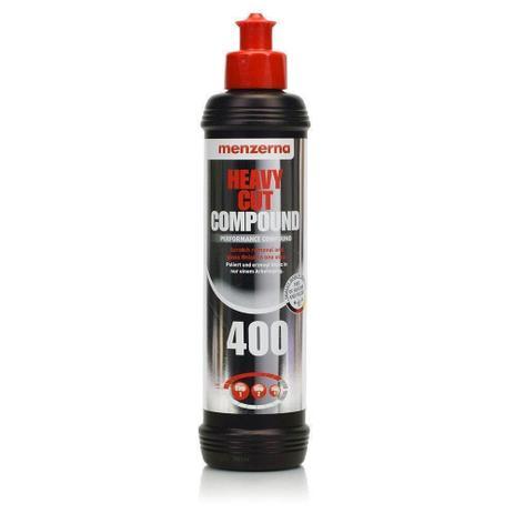 Heavy Cut Compound FG 400 Polidor de Corte 250ml Menzerna