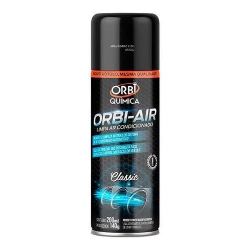 Higienizador de Ar Condicionador Classic Orbi-Air - 200 ml