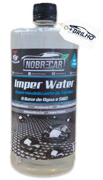 Imper Water Impermeabilizante de Tecidos a Base de Água e SIO2 1L Nobre Car