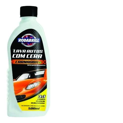 Lava Autos com Cera 500ML RODABRILL