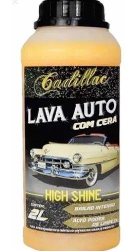 Lava Autos High Shine com Cera 2L Cadillac