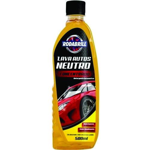 Lava Autos Neutro Concentrado 500ML RODABRILL