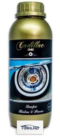 Limpa Rodas e Pneus 1L Cadillac