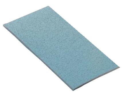 Lixa de Folha Abrasiva Trizact 3000 70X140MM 1UNID 3M
