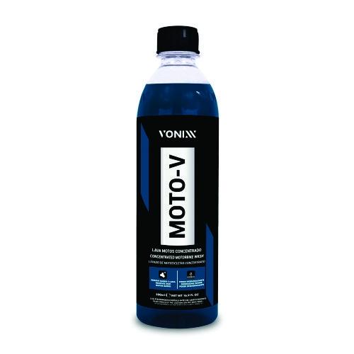 Moto-V Lava Motos Concentrado 500ml Vonixx