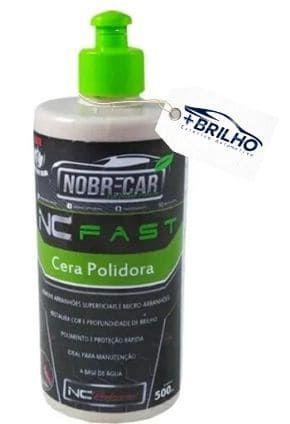 NC Fast Cera Polidora 500ml NobreCar