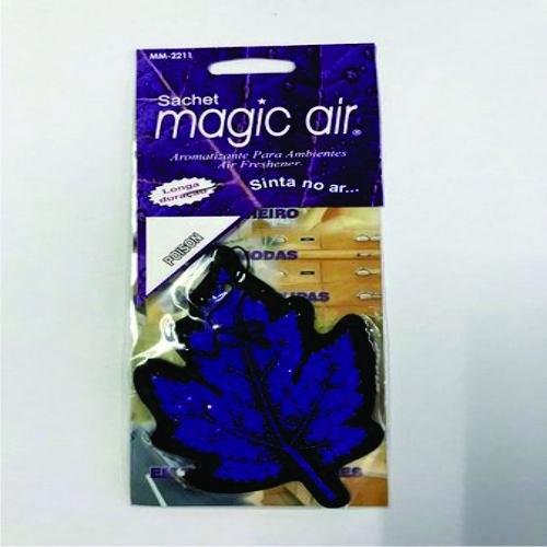 Odorizante de folha magic air POISON Rodabrill