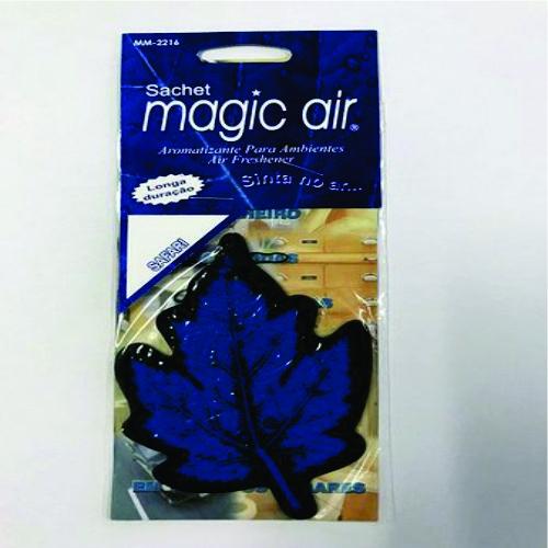 Odorizante de folha  magic air Safari Rodabrill