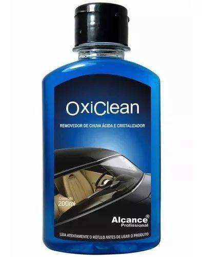 OxiClean Removedor de Chuva Ácida 200ml Alcance