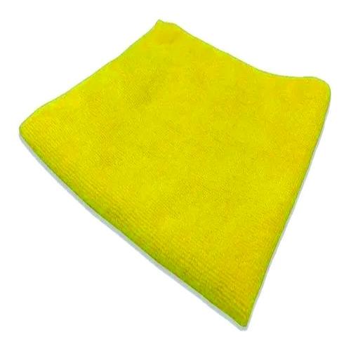 Pano de Microfibra Amarelo 37x37cm 300gsm Detailer